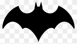 Batman symbol begins. By jmk prime on