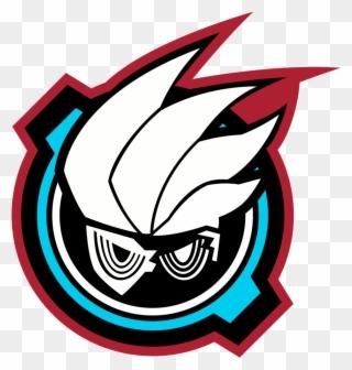 Mask Rider Logo 2 By Brian - Kamen Rider Black Rx Clipart