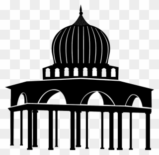 Download Vector Gambar Masjid Cdr Png Hd Clipart 2973622 Pinclipart