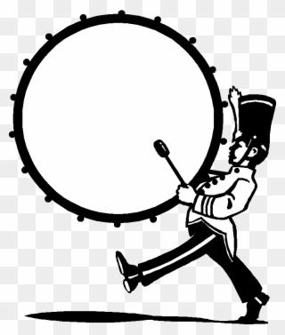 Bass Drum Secrets Clipart 2225557