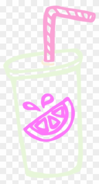 Juice Box Clip Art Cup With Straw Clipart Png