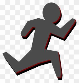 Free Png Running Man Clip Art Download Pinclipart