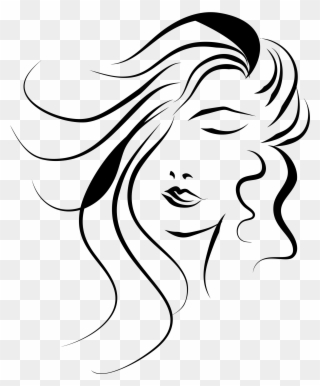 Free Girl Face Clip Art Download