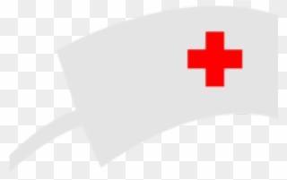 33bb2012223e4 New Nurse Hat Pose - Cross Clipart ( 891396) - PinClipart