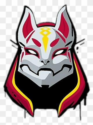 Drift Sticker Fortnite Drift Mask Spray Clipart