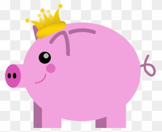 Save Money - Piggy Bank Icon Png Clipart (#1771091 ...