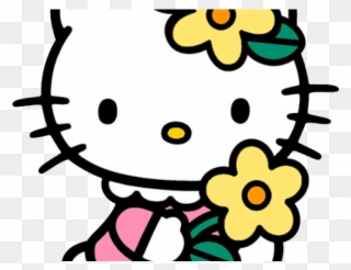 Hello Kitty Clipart Hostted Hello
