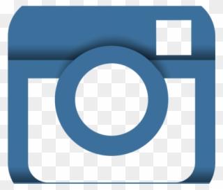 Instagram blue. Free png logo clip