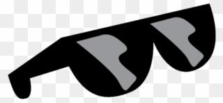 Sunglasses rainbow. Free png download like