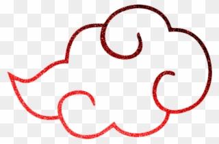 Image Of Akatsuki Cloud Transparent Akatsuki Cloud Clipart 3349870 Pinclipart