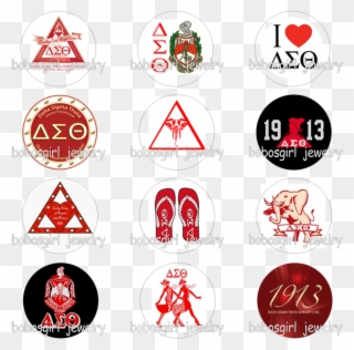 9ed05f35029 Delta Sigma Theta Black Mug Unique Greek Store Png Clipart ( 2977534 ...