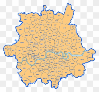 Map Of Areas Of London.Areas We Cover Handyman London Professional Services Map Clipart