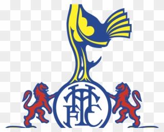 Tottenham Hotspur Fc Logo Png Transparent Svg Vector Tottenham Hotspur Old Badge Clipart Full Size Clipart 3401373 Pinclipart