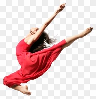 Ballroom Dancing Silhouette Clip Art Jumping Dancer Png Download Full Size Clipart 3405273 Pinclipart