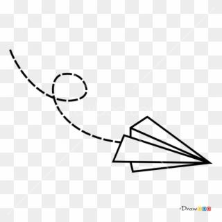 665 X 665 2 Paper Plane Tattoo Draw Clipart 3413489 Pinclipart