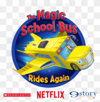 f65a0a0011f Way Clipart Class Register - Magic School Bus Rides Again Draw - Png  Download