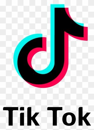 2d Artist Tik Tok Logo Png Clipart Full Size Clipart 1450618 Pinclipart
