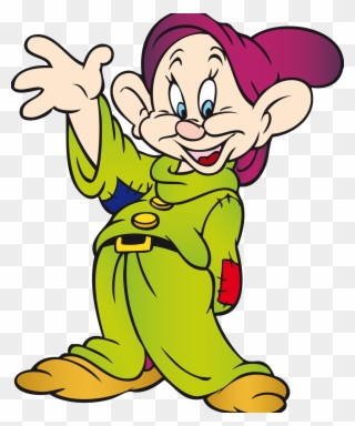 Collection Of Free Disney Vector Dwarf Download On - Dopey