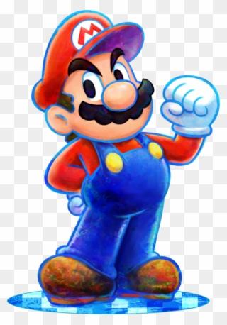 Luigi Clipart Angry Mario And Luigi Dream Team Mario Png