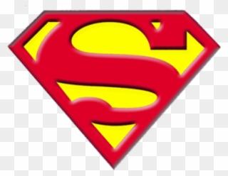 image regarding Superman Printable named Superman Emblem Clipart Printable - Superman Emblem - Png