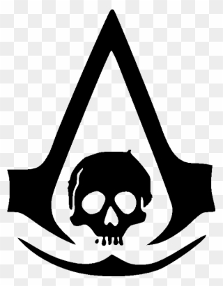 Logo Assassins Creed Black Flag Assassin S Creed Green Symbol