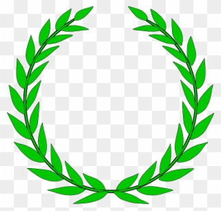 Greece Clipart Greek School Laurel Leaves Png Download Full Size Clipart 386929 Pinclipart