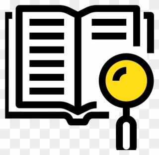 To Start, A Thesis Writing Team Will Always Ensure - Research Study Icon  Clipart - Full Size Clipart (#3826862) - PinClipart