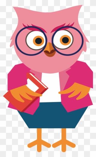 Free Png Teacher Owl Clip Art Download Pinclipart