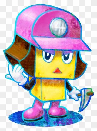 Super Mario Wiki B Mario And Luigi Dream Team Luigi Clipart