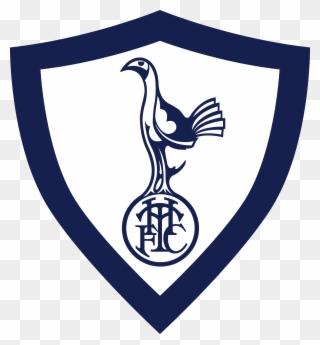 Tottenham Hotspur Tottenham Hotspur Retro Logo Clipart 4095669 Pinclipart