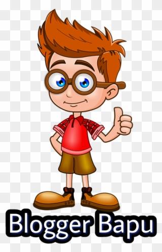 Animasi Anak Sekolah Png Clipart 5453705 Pinclipart