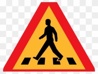 Overhead Lane Markings Street Sign - Lane Clipart - Full