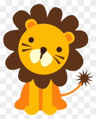 Free Png Free Baby Safari Animals Clip Art Download Pinclipart