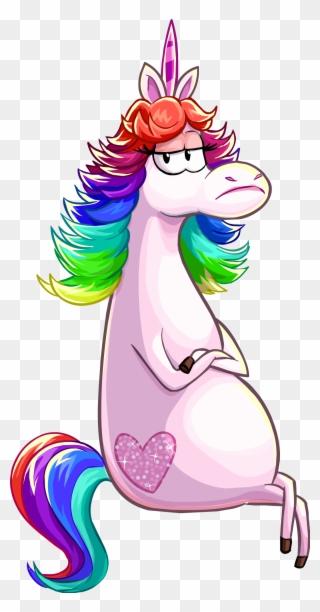 Clipart Forest Rainbow Imagenes Tumblr De Unicornios Png