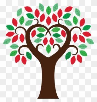 Ancestor Tree Clip Art