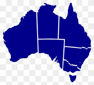 Australia Map Svg.Interactive Svg Vector Map Australia State And Territory