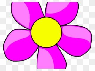 Pink Flower Png Cartoon Flowers Healthy