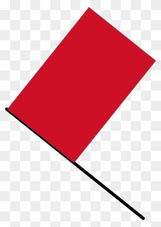 c1746b0a3fe49 Red Flag Clipart
