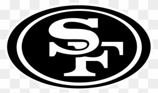 Popular Images San Francisco 49ers Logo Svg Clipart 486987 Pinclipart