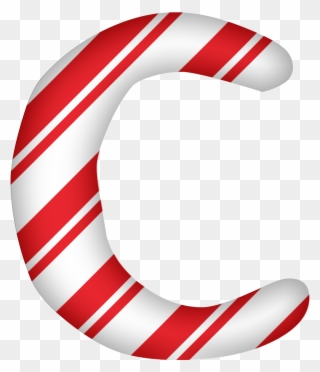 Png Royalty Free Capital Letter C Png Just Ccccccc - Candy Cane Letter G  Clipart 207355ba7