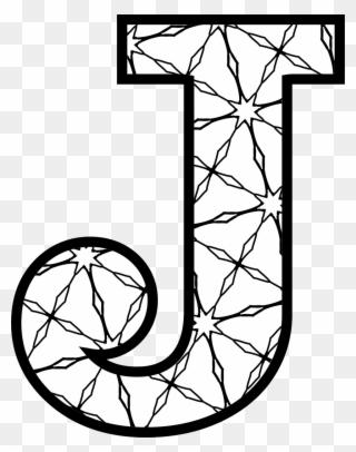 letter j template printable  María José Argüeso - Printable Letter J Templates Clipart ...