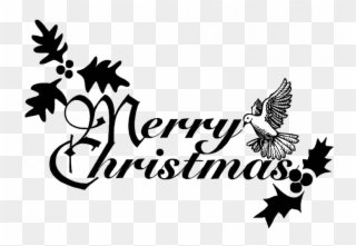 free png christmas black and white clip art download pinclipart christmas black and white clip art