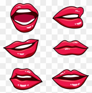 Lip Drawing Kiss Scalable Vector Graphics Clip Art Draw A Lip Easy Png Download 4881844 Pinclipart