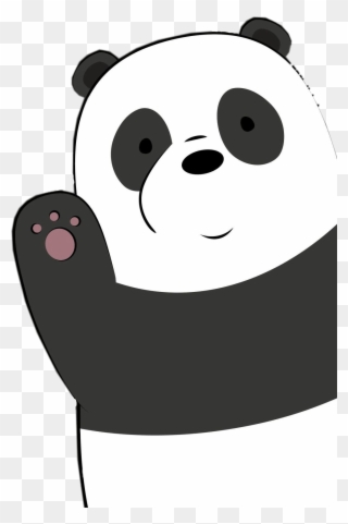 Panda Clipart We Bare Bears We Bare Bears Panda Png Transparent Png 4884209 Pinclipart