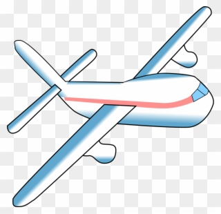Airplane Clipart, Download Free Transparent PNG Format Clipart Images on  Pngtree
