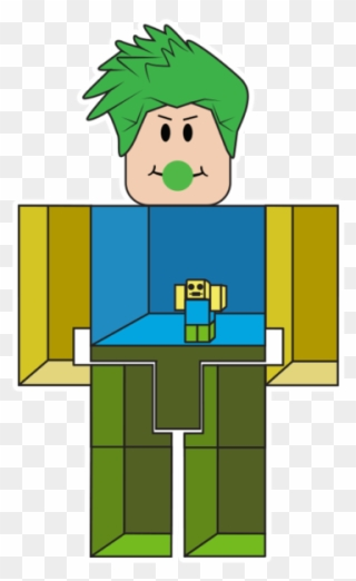 How To Draw The Noob In Roblox Youtube Noob Of Roblox Clipart Full Size Clipart 2992648 Pinclipart