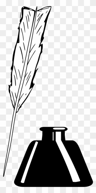 Quill Fountain Pen Inkwell Clip Art, PNG, 800x800px, Quill, Ballpoint Pen,  Feather, Fountain Pen, Ink Download