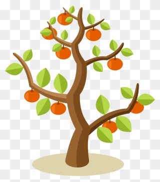 Fruits clipart tree, Fruits tree Transparent FREE for download on  WebStockReview 2020