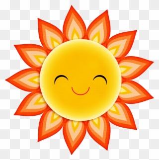 Sunshine summer. Free png clip art