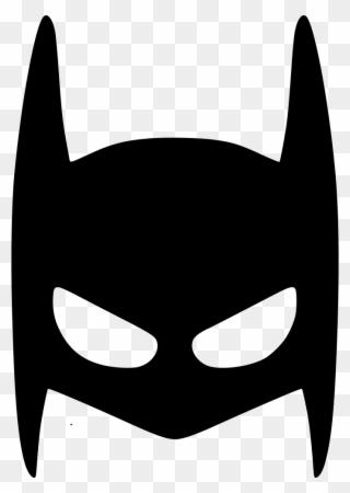 Skin Mask Dark Knight Of Darkness Comments Batman Mask Icon